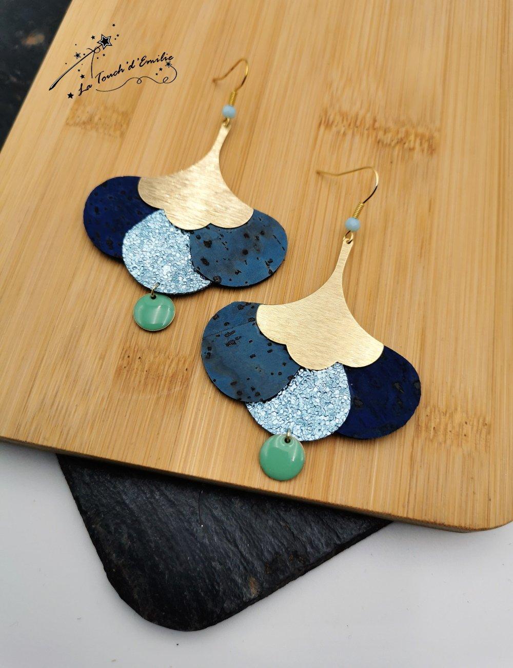Les Corolles Bleu Céleste--2226199719631