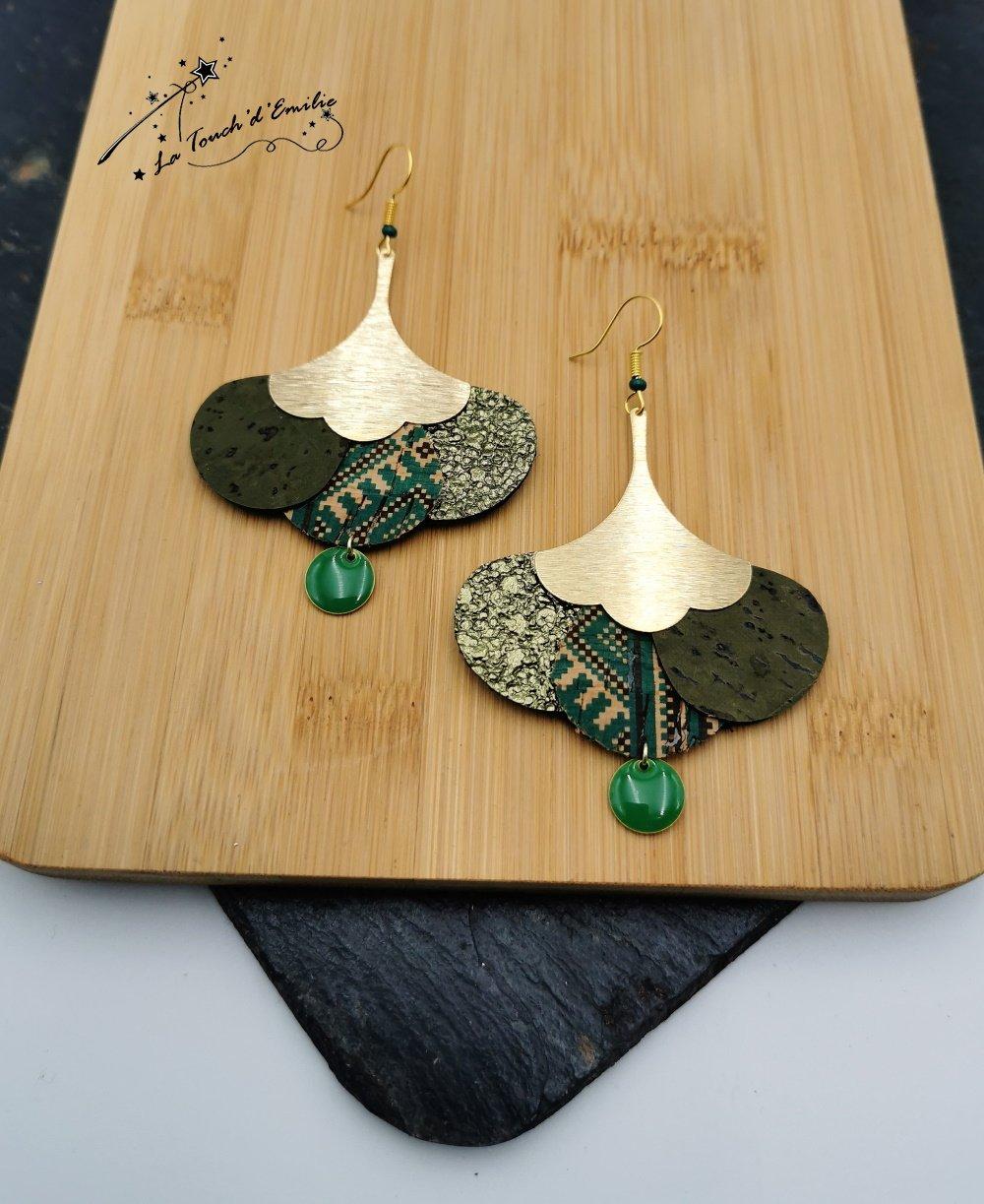 Les Corolles Vert aztèque--2226199718634