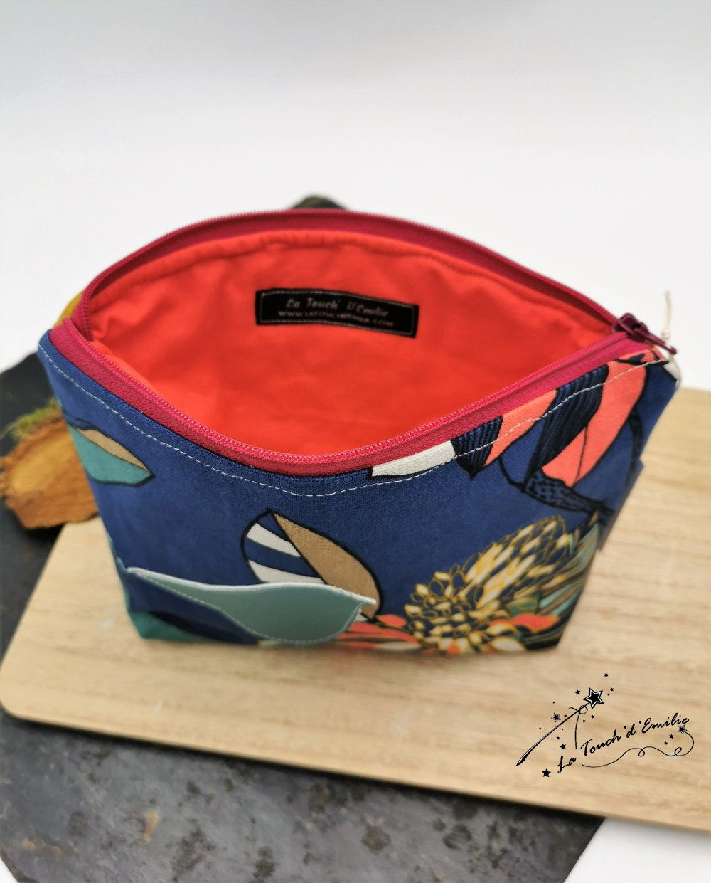 Trousse Maquillage  Poppy--2226173578421