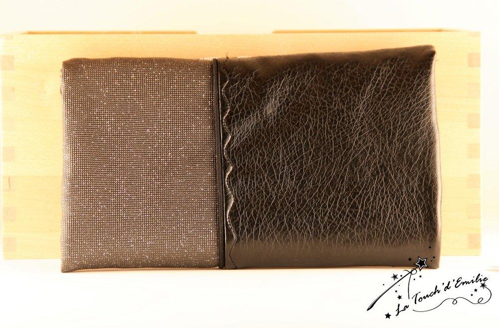 L'Intégrale Jacquard Noir--2225165612488