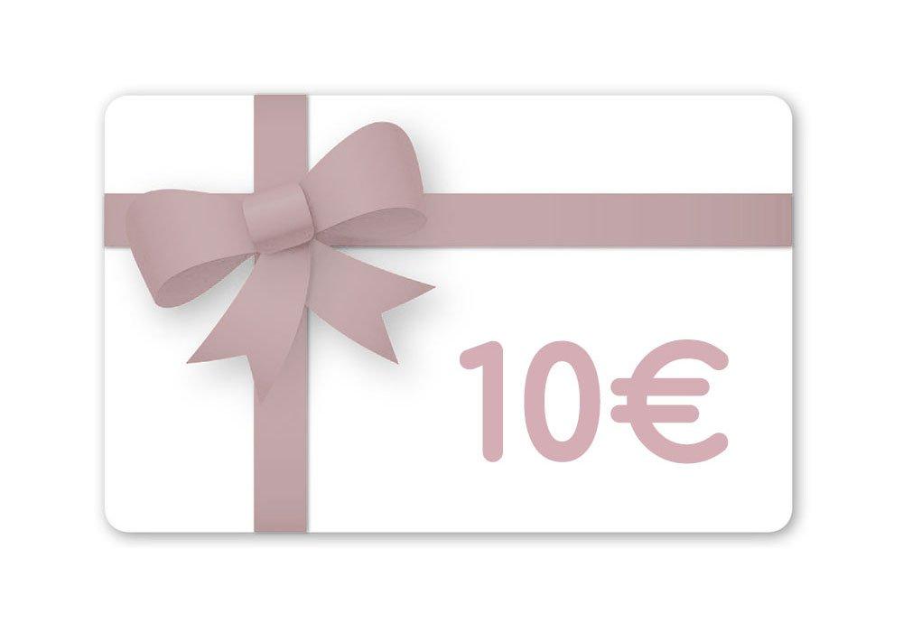 Carte cadeau 10 Euros--9995422775371