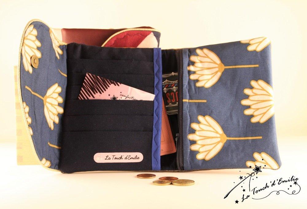 Le combi cartes-monnaie Lotus Camel--2225169095904