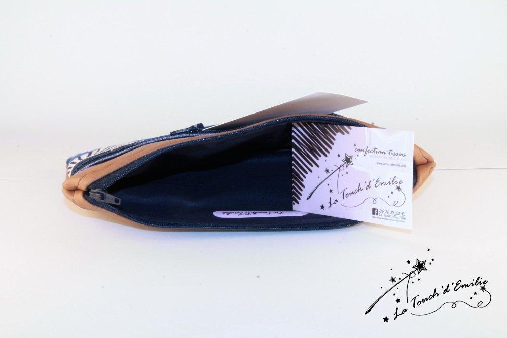 Maxi Compagnon Camel Bleu Floral--2225528538042
