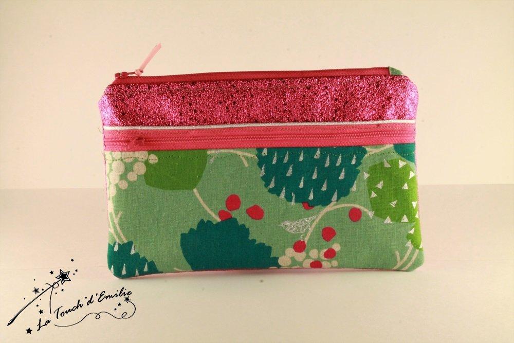Maxi Compagnon Green Garden Rose--2225582484279