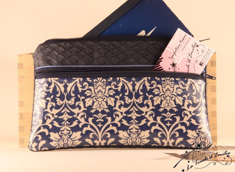 Maxi Compagnon Baroque Bleu--2225174192636