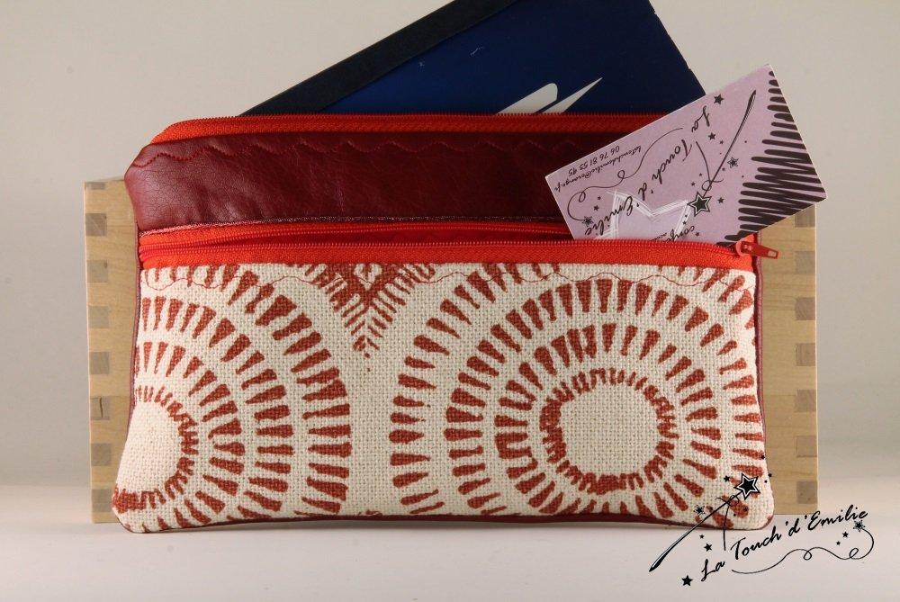 Maxi Compagnon Rouge Spirale--2225169093085