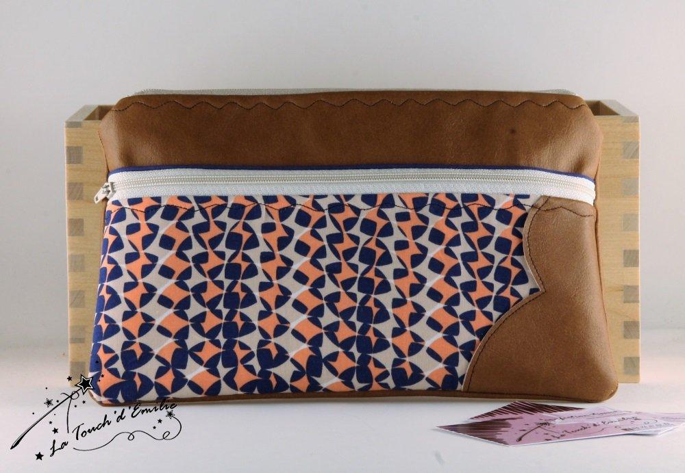 Maxi Compagnon Nuage l'orange bleue--2225184491231