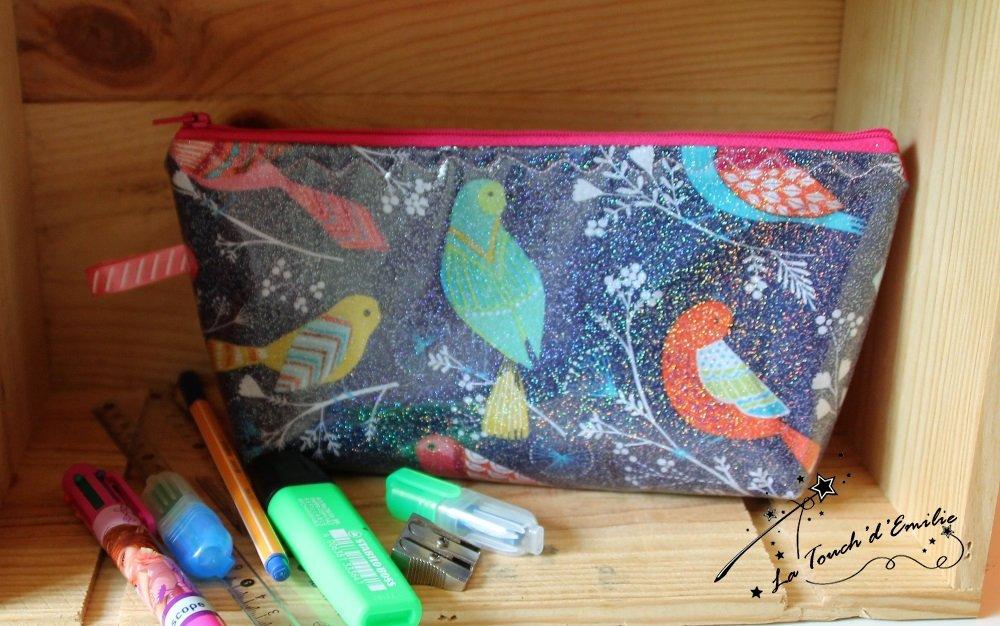Maxi Trousse Oiseaux colorés--9995025211016