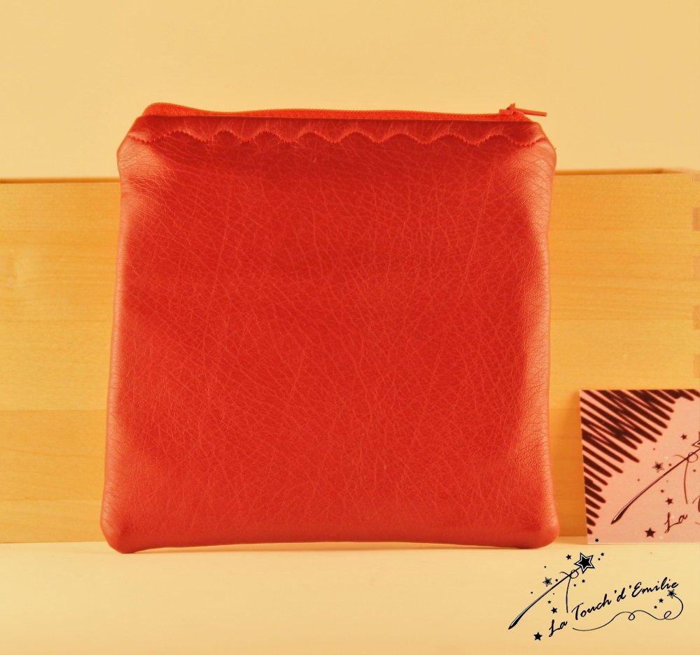 Mini Compagnon Rouge Spirale--2225169101773