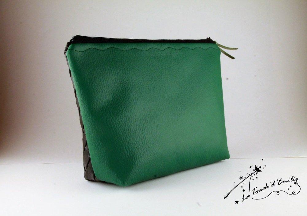 Trousse à...Vert Vintage--2225501785838