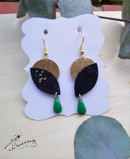 Boucles Aube Luxe Chic