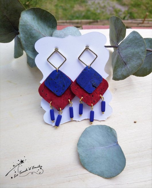 Boucles Puces Attrape Rêve Frenchy