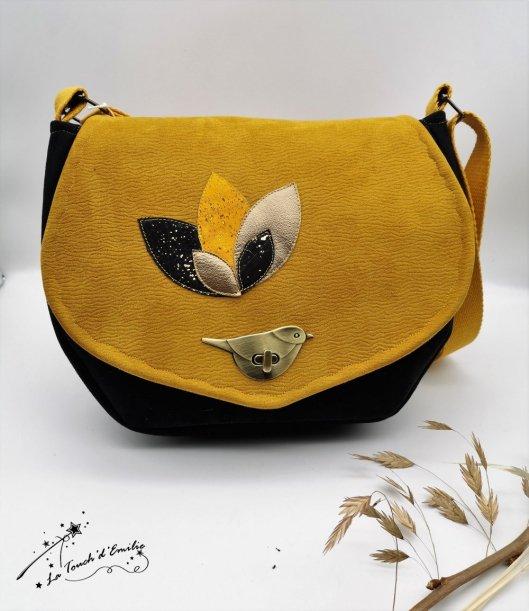 Sac Oiseau Nymphéa Gold